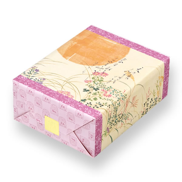 定家の月 化粧箱(大)
