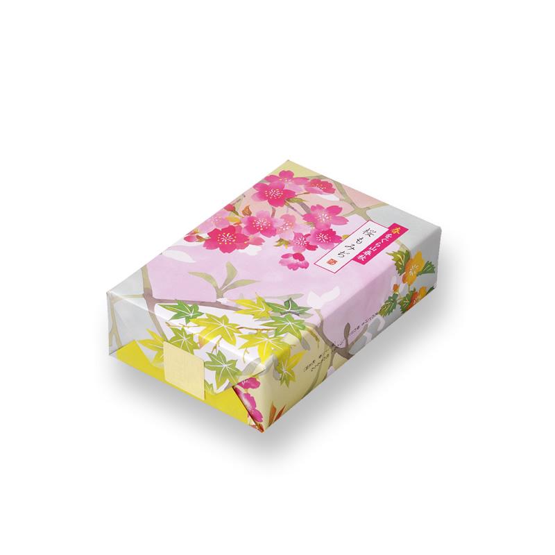 春をぐら山春秋 桜もみぢミニ箱