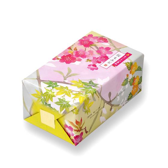 春をぐら山春秋 桜もみぢ化粧箱(小)