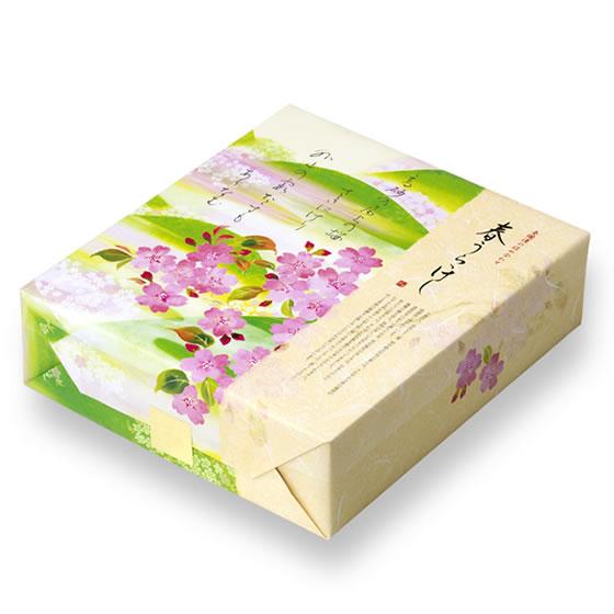 春うららけし化粧箱(小)