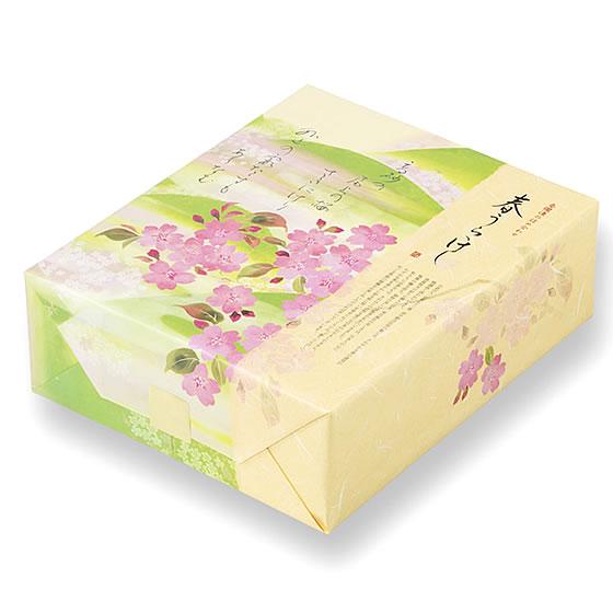 春うららけし化粧箱(大)
