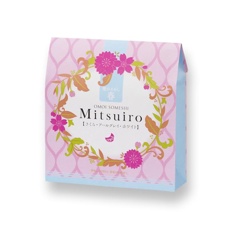 春 想ひそめし Mitsuiro(みついろ)