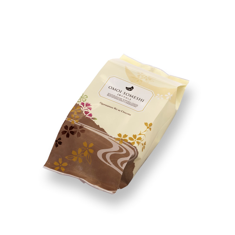 リ・オ・ショコラ想ひそめし ご愛食用袋